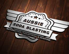 #34 untuk Design a Logo for 'Aussie Soda Blasting' oleh sinzcreation