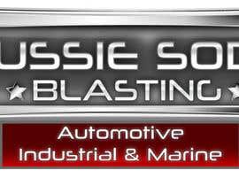 #59 for Design a Logo for 'Aussie Soda Blasting' af attilamuinsky