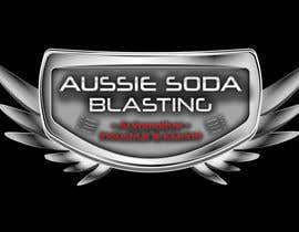 #67 for Design a Logo for 'Aussie Soda Blasting' af attilamuinsky