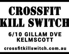 #8 for Design a Flyer for CROSSFIT KILLSWITCH af stareetika