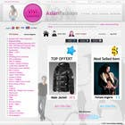 Graphic Design Contest Entry #27 for Website Design for VIVI Clothes