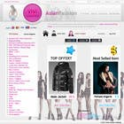 Graphic Design Contest Entry #30 for Website Design for VIVI Clothes
