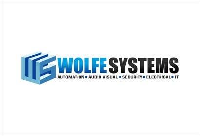 Nro 553 kilpailuun Develop a Corporate Identity for Wolfe Systems käyttäjältä jayantiwork
