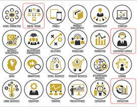 #5 untuk Design some Icons for The Strategic Consultancy Group oleh NikWB