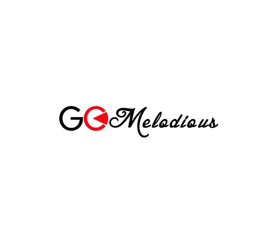 Kilpailutyö #53 kilpailussa Design a Logo for GoMelodious