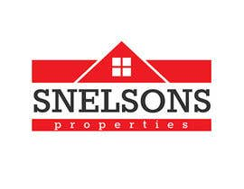 #86 untuk Design a Logo for Snelsons Properties oleh lfor