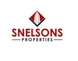 #78 untuk Design a Logo for Snelsons Properties oleh hanidesignsvw