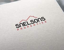 #38 untuk Design a Logo for Snelsons Properties oleh logosuit