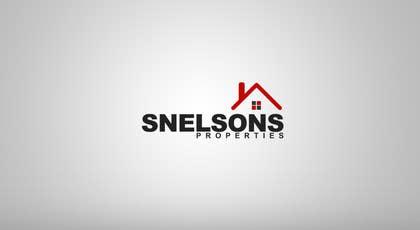 Nro 137 kilpailuun Design a Logo for Snelsons Properties käyttäjältä webhub2014