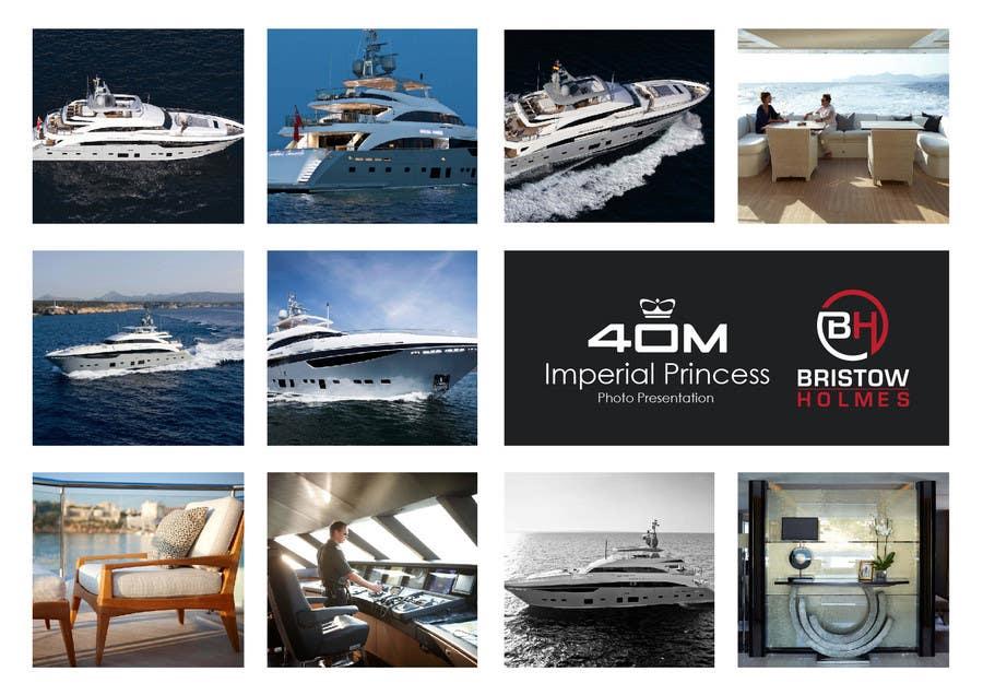 Bài tham dự cuộc thi #9 cho Design an Advertisement for a Yacht Company