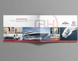 #11 for Design an Advertisement for a Yacht Company af turtledes