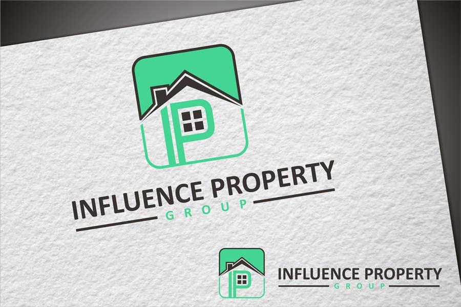 Penyertaan Peraduan #127 untuk Design a Logo for Influence Property Group