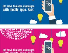 #10 untuk Design 3 Banners for My IT Business oleh neerajdadheech
