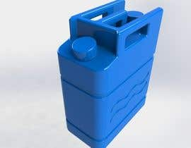 #14 for Design and 3D-Modelling of a Water Canister by dheza26
