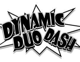 #79 untuk Design a Logo for Dynamic Duo Dash oleh Nordison