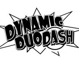 #49 untuk Design a Logo for Dynamic Duo Dash oleh NILESH38