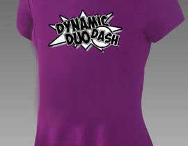 #73 untuk Design a Logo for Dynamic Duo Dash oleh SilvinaBrough