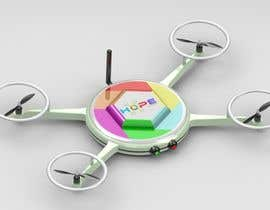 #13 untuk Do some 3D Modelling for Recreational Drone Prototype oleh Speargroup7
