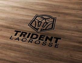 #57 for Design a Logo for Trident Lacrosse af eddesignswork