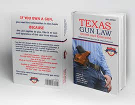 #75 for New Book Cover Needed For Very Popular Gun Law Book af AnnaTaisha