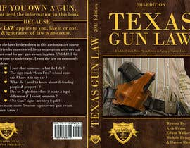 #56 for New Book Cover Needed For Very Popular Gun Law Book af PixelCandyStudio
