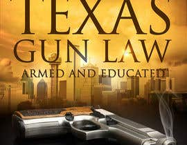 #42 for New Book Cover Needed For Very Popular Gun Law Book af dienel96