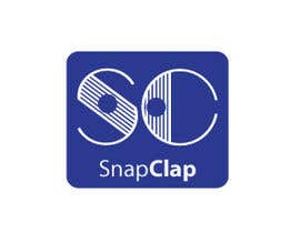#60 for Design a Logo for SnapClap Mobile App by torikul96