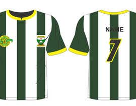 #18 para Design a soccer Jersey por erwantonggalek