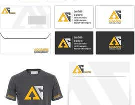 "#22 untuk Design a Logo, business stationary and corporate identity for ""Acquire Consultancy"". oleh catalins"