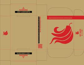 #13 for Create Print and Packaging Designs for HotSauceClub.co.uk Box by sridharsilver