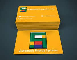#2 para Design some Business Cards for Automatic Energy Systems por torikul96