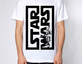 #45 untuk Geek Tshirts designs based on Pop Culture oleh aandrienov