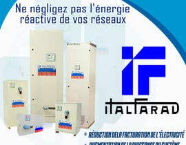 #42 for Concevez un flyer for ELECTRO TRADING - ITALFARAD by jatacs