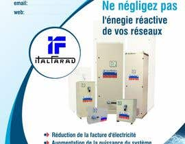 #43 for Concevez un flyer for ELECTRO TRADING - ITALFARAD by ezesol