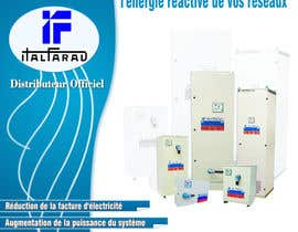 #21 for Concevez un flyer for ELECTRO TRADING - ITALFARAD af nerburish