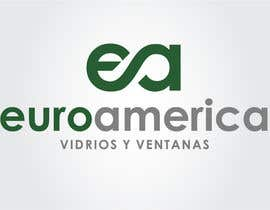 #61 for Design a Logo for EUROAMERICA af gabrisilva