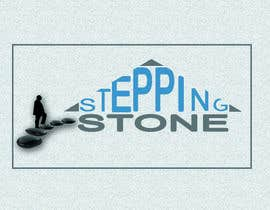 "#47 for Design a Logo for ""stepping stone"" af akshaykalangade"