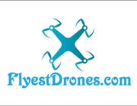 #48 for Design a Logo for FlyestDrones.com af eko240