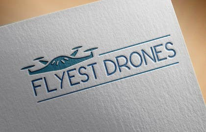 Nro 45 kilpailuun Design a Logo for FlyestDrones.com käyttäjältä BDamian