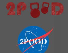 #15 for Design a Logo for 2POOD space af mayoo7a