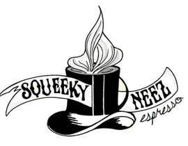 #15 for Design a Logo for Squeeky Neez Espresso af nderaedt17