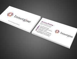 #238 for Design business cards for Innergise af imtiazmahmud80