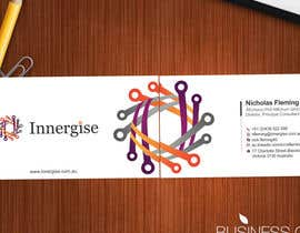 #281 untuk Design business cards for Innergise oleh gohardecent