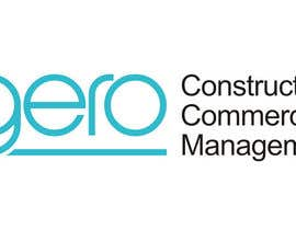 #52 para Design a Logo for Gero Construction Commercial Management por slcreation