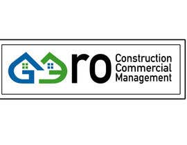 #48 para Design a Logo for Gero Construction Commercial Management por hamzahafeez2000