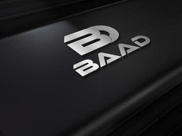 hbucardi tarafından BAAD Logo Design için no 110
