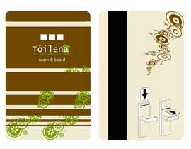 #11 for Design a Keycard for a hotel. af marijakalina