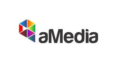 #63 cho aMedia logo bởi nuwangrafix