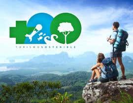 #34 for Diseñar un logotipo para un evento de Turismo Sostenible af angenovelli
