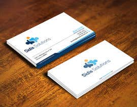 gohardecent tarafından Design some Business Cards for Sidis Solutions için no 13